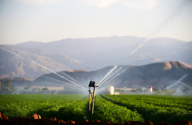 A Smart Sensor to Help Farmers Save Water in a Drought