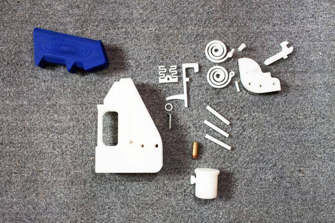 Feds Tighten Restrictions on 3-D Printed Gun Files Online
