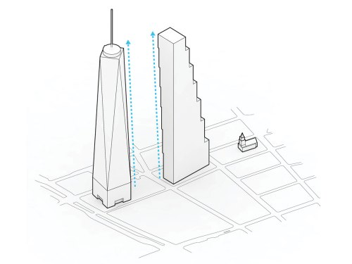 small resolution of diagram of world trade center
