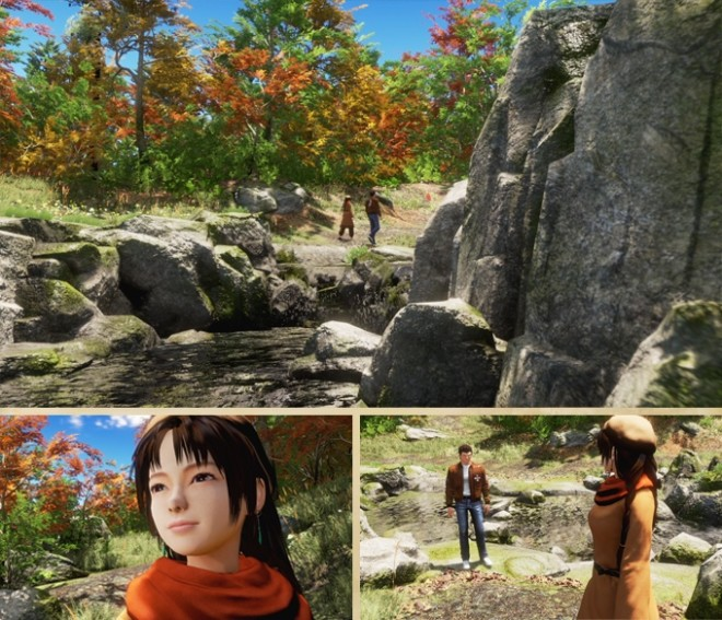 Sony Announces Shenmue III, Final Fantasy VII Remake