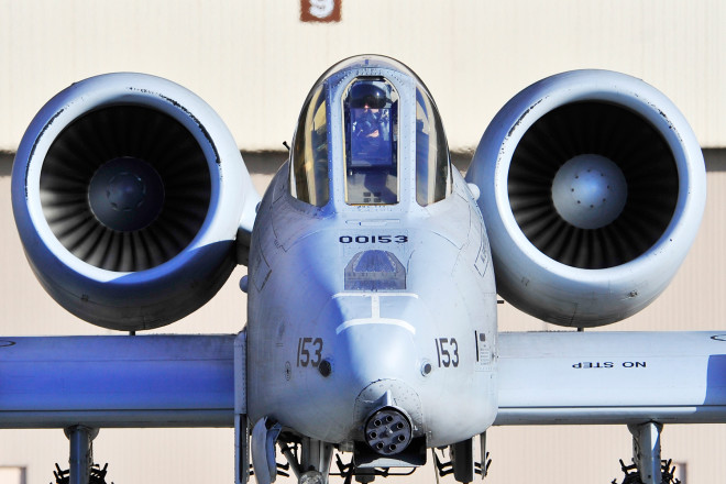 Yo Air Force: Don't You Dare Kill Off Our Toughest Warplane