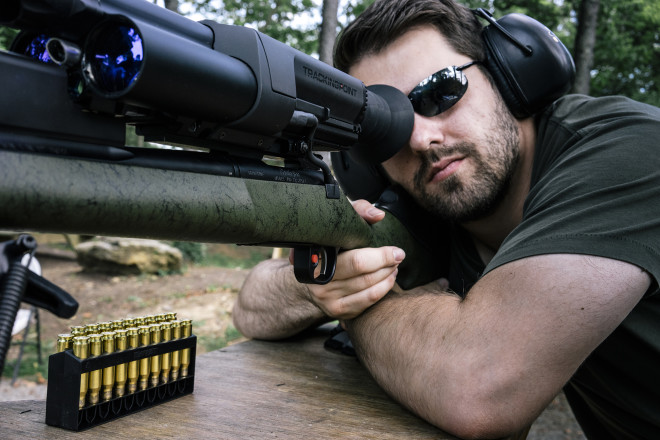 Hackers Can Disable a Sniper Rifle—Or Change Its Target