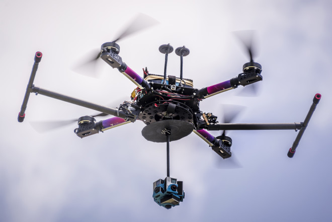 So, You're Thinking About Flying Your Drone Through Fireworks