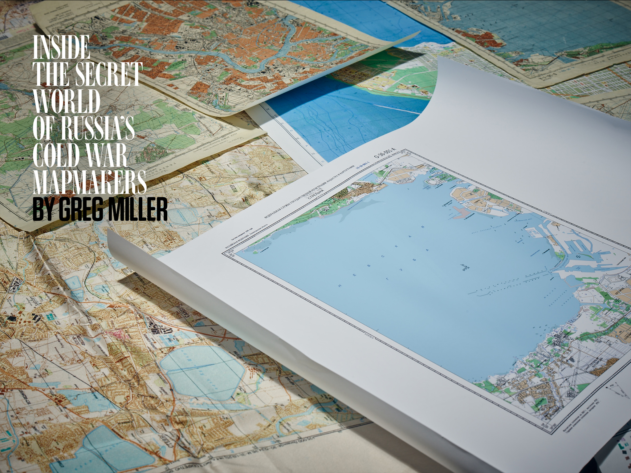 Wallpaper Falling Off Wall Inside The Secret World Of Russia S Cold War Mapmakers Wired