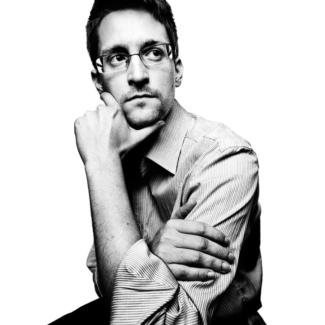 @Snowden Is Now on Twitter