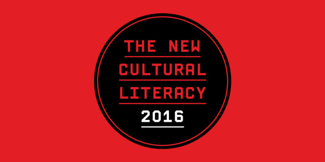What You Need to Know to Be Culturally Literate in 2016