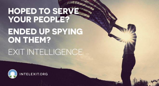 This New Campaign Wants To Help Surveillance Agents Quit NSA or GCHQ