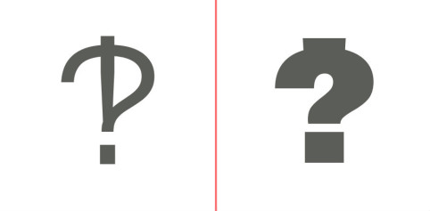 The Secret History of the Hashtag, Slash, and Interrobang