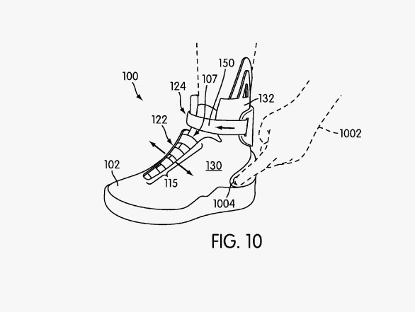 Here's How Nike's (Real) Self-Lacing Marty McFly Shoes