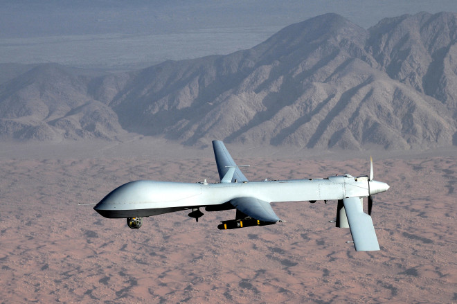 A Second Snowden Has Leaked a Mother Lode of Drone Docs