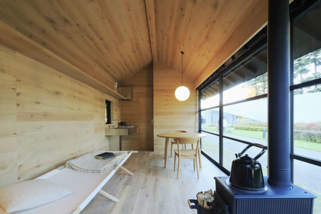 Mujis Tiny Prefab Houses Take Minimalism To The Extreme