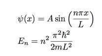 You Can Solve Quantum Mechanics' Classic Particle in a Box