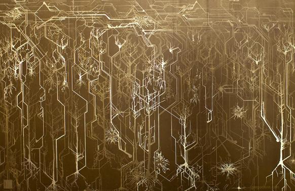 Cortical Circuitboard