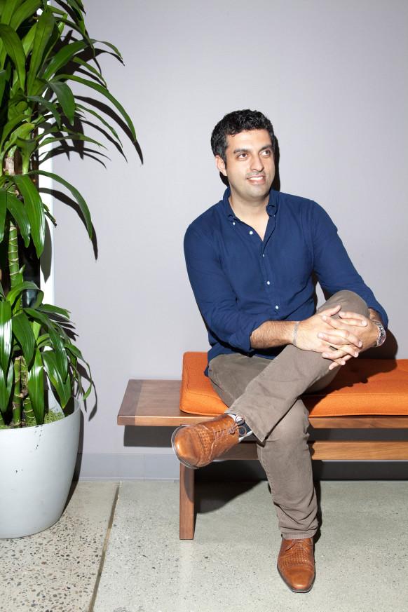 Mike Jazayeri, product director for Google's VR efforts.