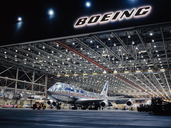 The Greatest Feats and Inventions From 100 Years of Boeing