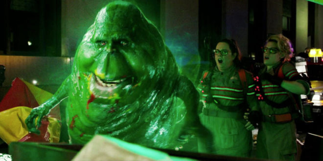 At Last: The Untold Backstory of Slimer From Ghostbusters