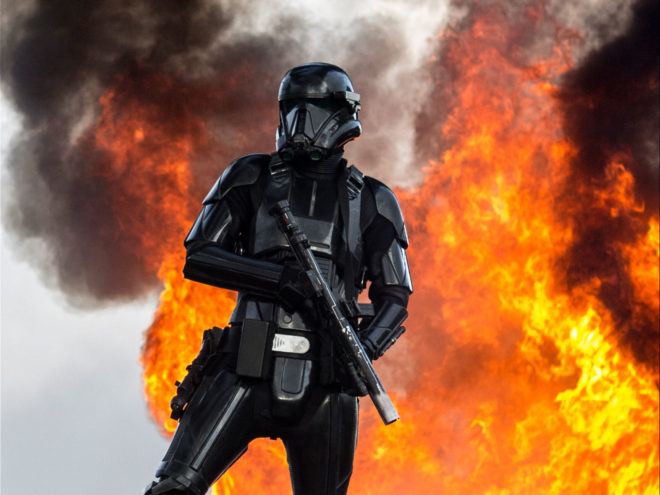 The New Rogue One Trailer Is Here-Complete With Darth Vader