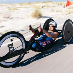 The Bike Chair Swivel Knoll Krige Schabort 39s Carbon Fiber Paralympics Is A