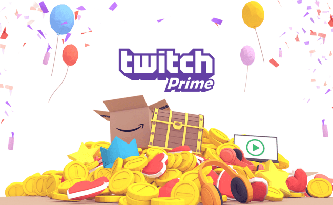 Twitch Prime Adds Gaming Goodies To Amazon Prime