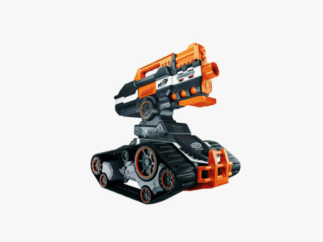 Review: Nerf N-Strike Elite Terrascout Remote Control Drone Blaster