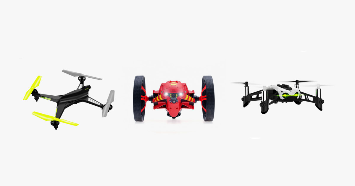 Gift Ideas: Drones For Pilots Of All Budgets and Skill