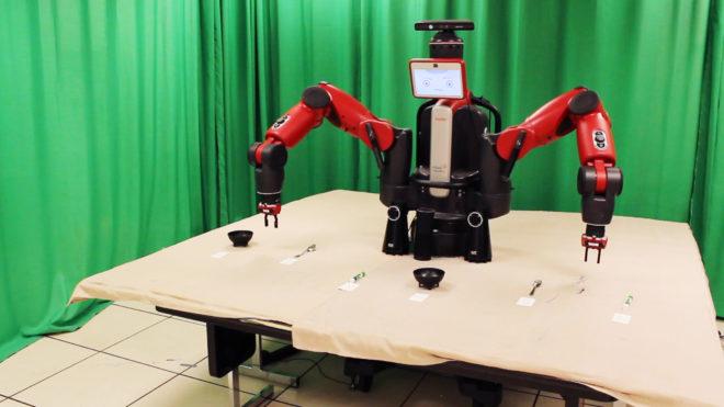 Meet Lorek, the Robot That Communicates in a Remarkable Way