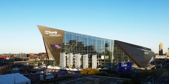 Vikings Stadium: Reflector of Light, Murderer of Birds