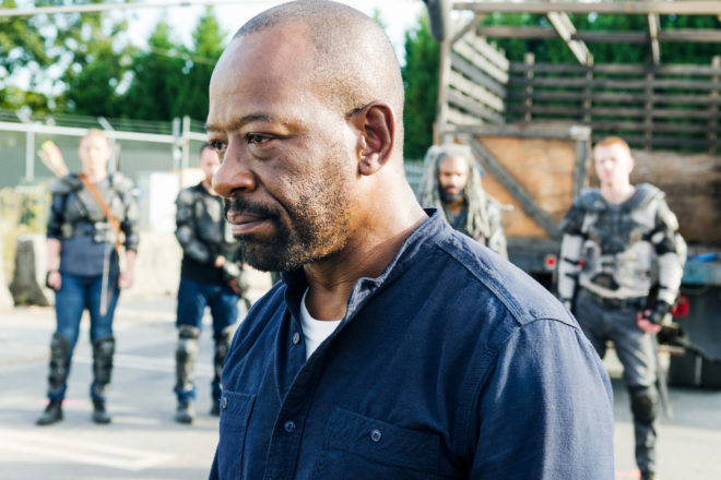 The Walking Dead Recap Season 7, Episode 13: The Return of Hurricane Carol Is More Like a Tropical Depression, Really
