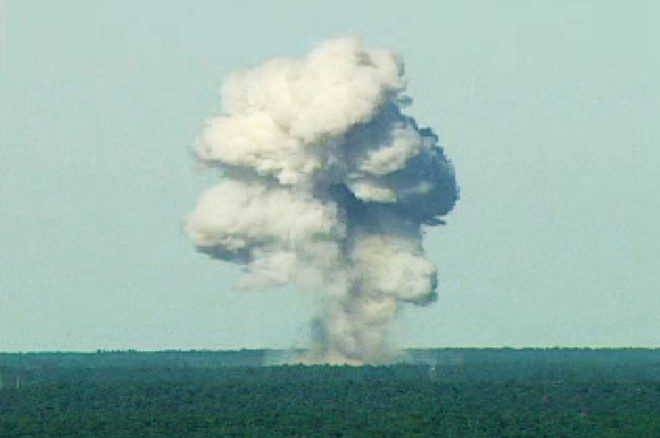 That 'Mother of All Bombs' Was Just Waiting For the Right Target