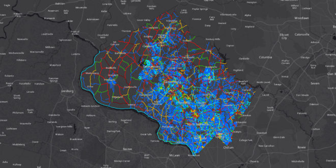Handy 'Stress Map' Helps Cyclists Avoid the Scariest of Streets