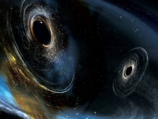Physicists Find Another Gravitational Wave to Suggest Einstein Was Right