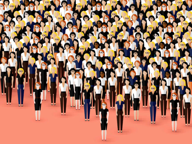 If You Can't Retain Women, Don't Recruit Them