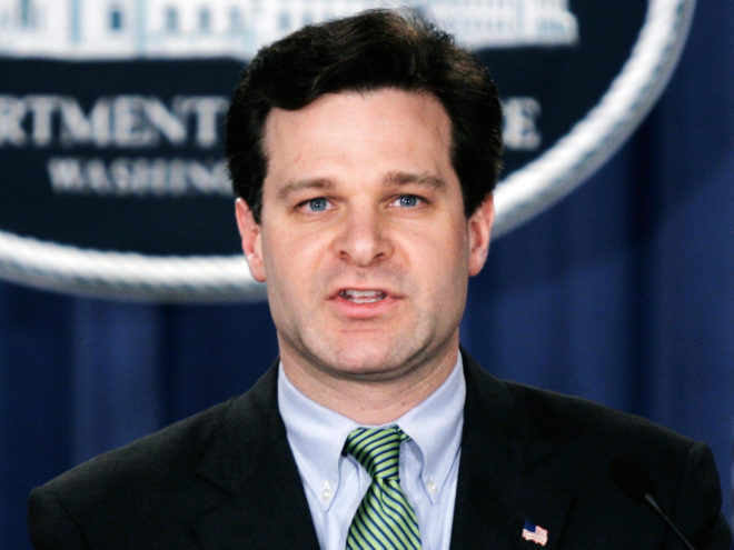 What Christopher Wray Learned From the Last Two FBI Directors
