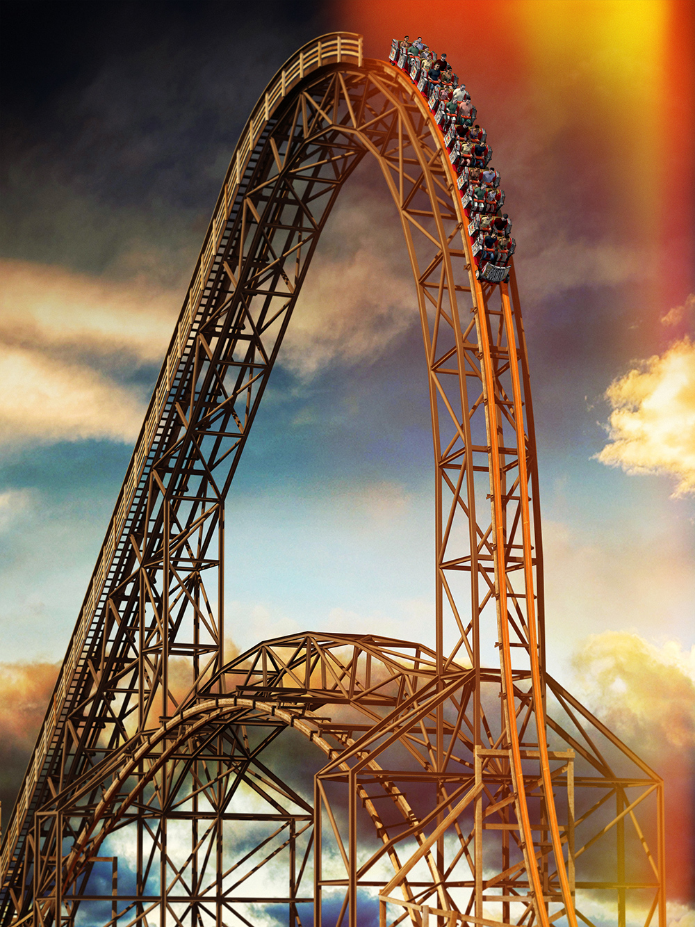 5 New Record Breaking Rides That Will Terrify You This