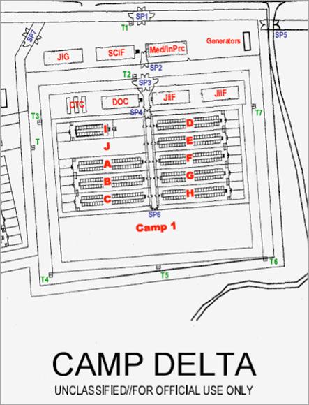 Sensitive Guantánamo Bay Manual Leaked Through Wiki Site