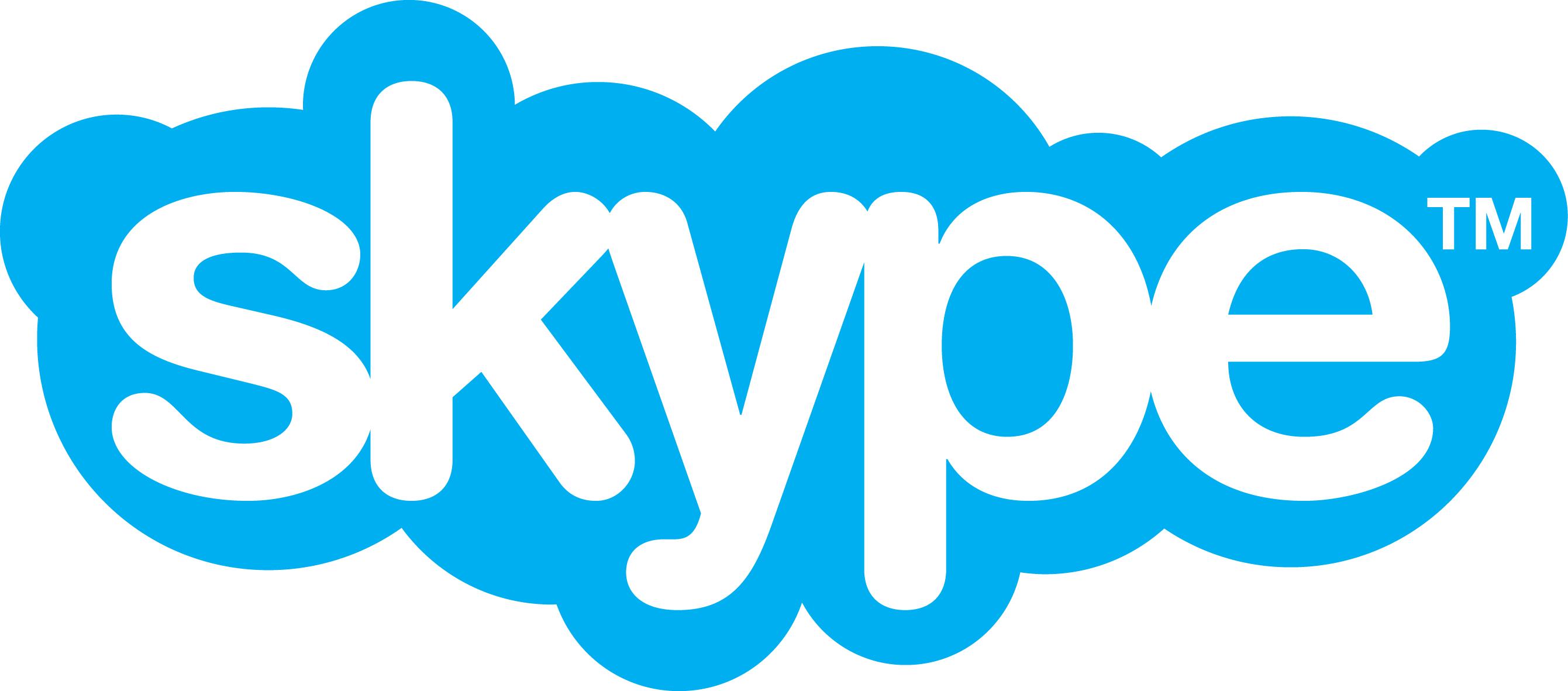 Tên các thương hiệu nổi tiếng - Skype