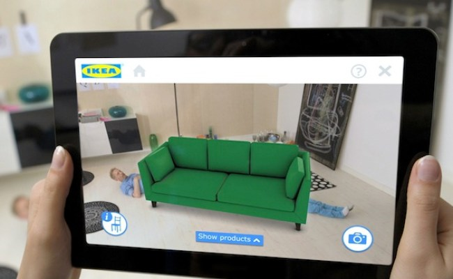 So Smart New Ikea App Places Virtual Furniture In Your