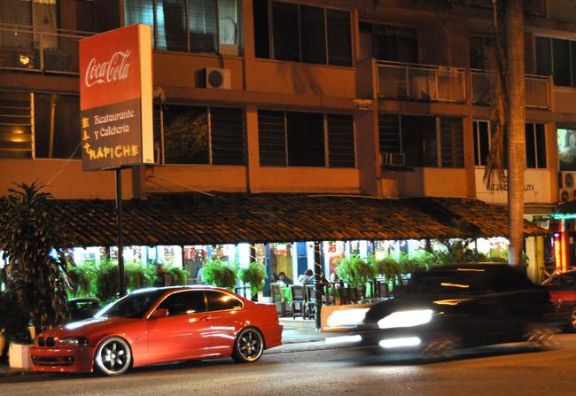 Flight to Panama City on Copa, Toscana Inn Hotel, Dinner at El
