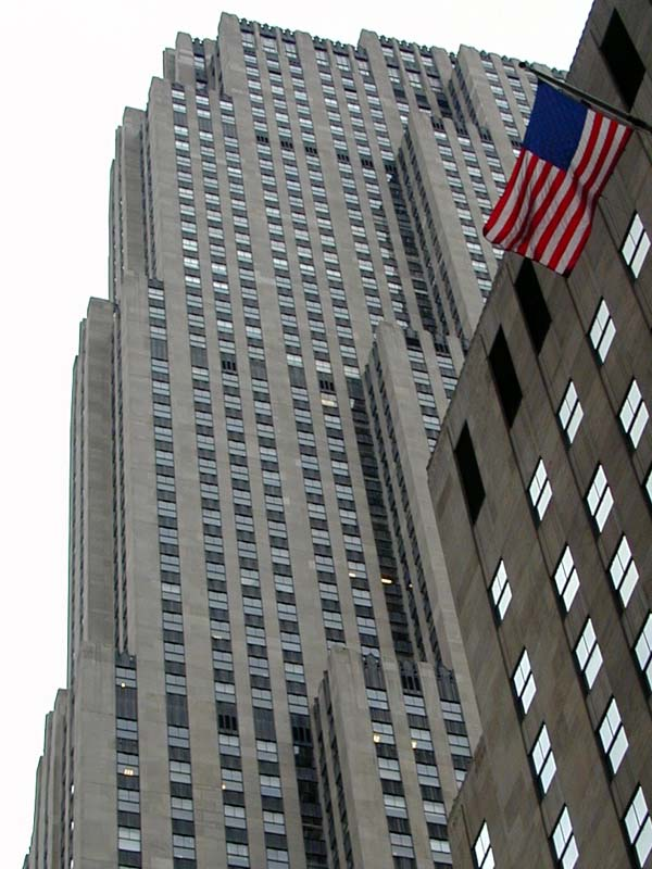 GE Building  Wired New York