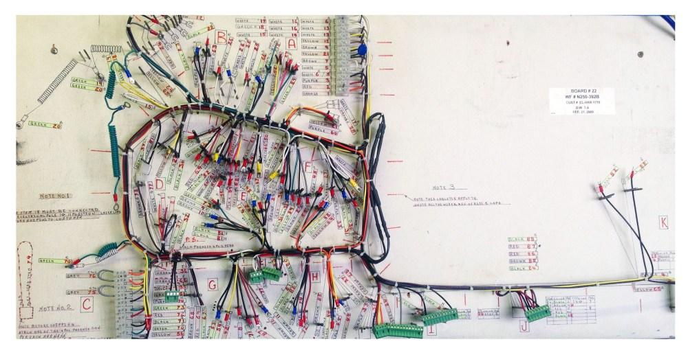 medium resolution of harness board assembly
