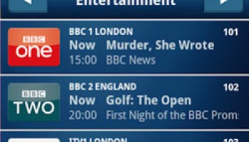 Virgin Media TiVo Android app puts the heat on beleaguered