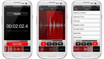 Android MicDroid: annoying Auto Tune app for audio