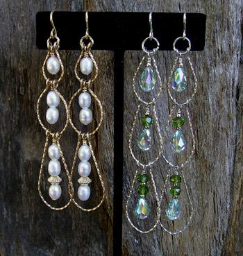 Lucky Chandelier Earrings
