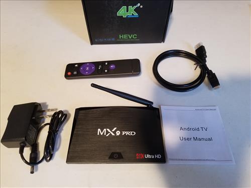 Most Popular TV Box: Mx9 Pro Tv Box Reset