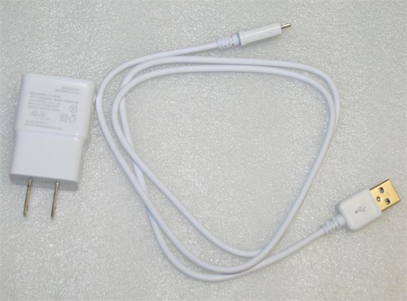 EDGE * Samsung S6 Edge Wall Charger + Micro USB Cable