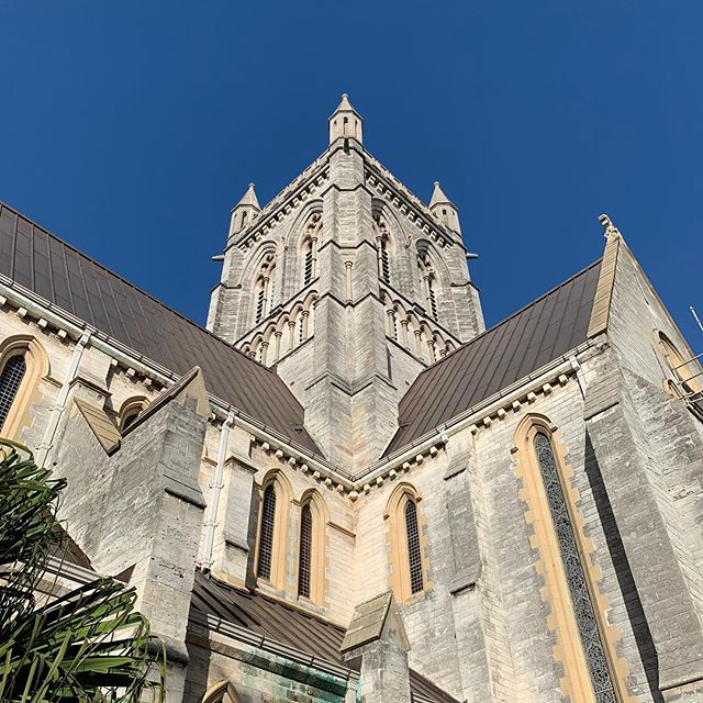 The Cathedral of the Most Holy Trinity.