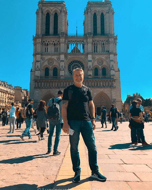 We were here this month, 2 years ago at the Notre Dame Cathedral. Hoping that repairs can be made as this is such an important historical treasure for France.