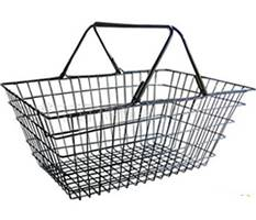 Material Handling Baskets to Move Products and Precisely