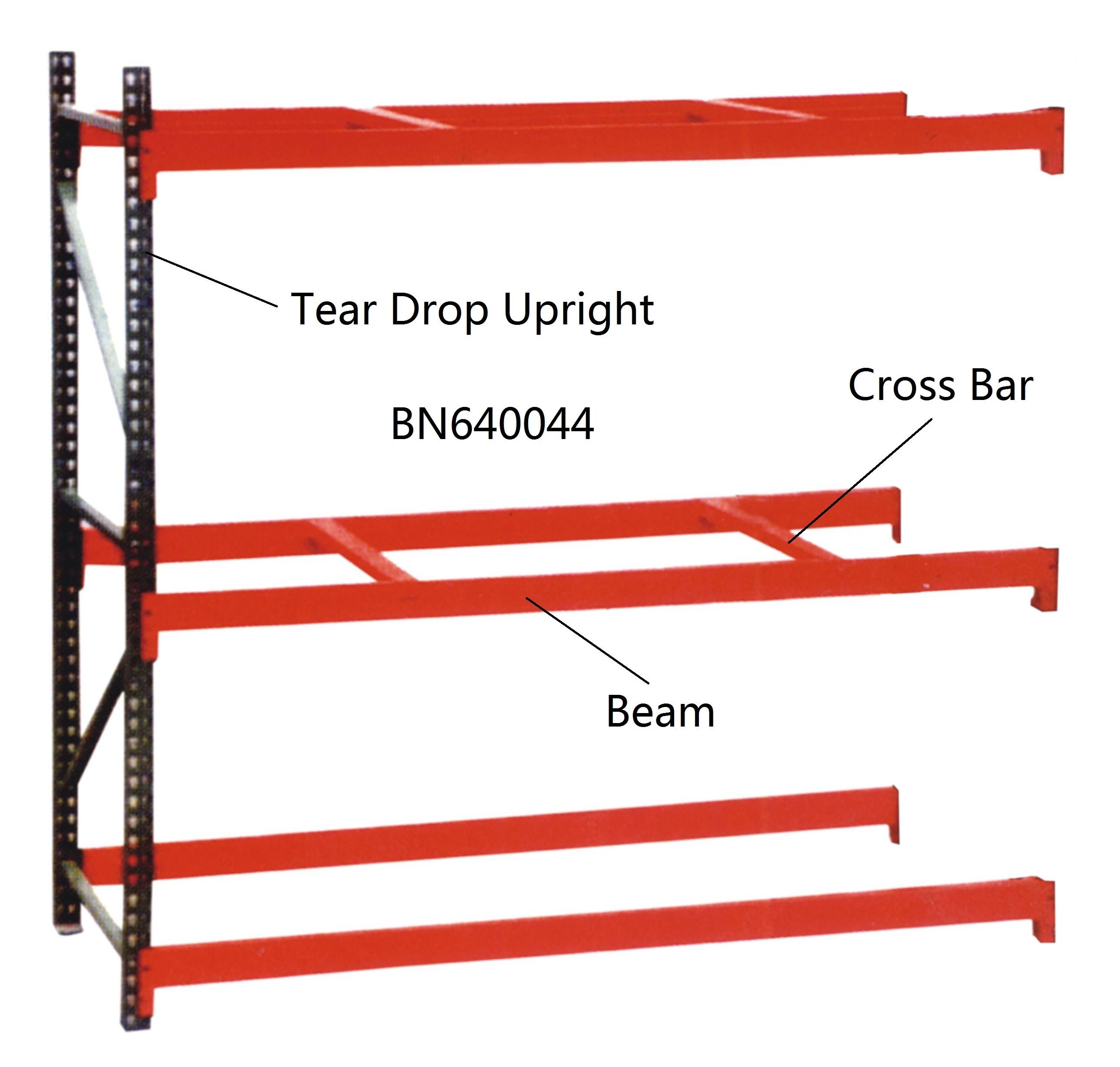 Bn640034 Industrial Pallet Racks Heavy Duty Warehouse