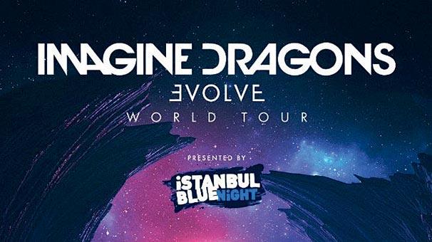 imagine dragons istanbul konseri